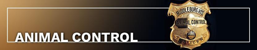 Contact Animal Control