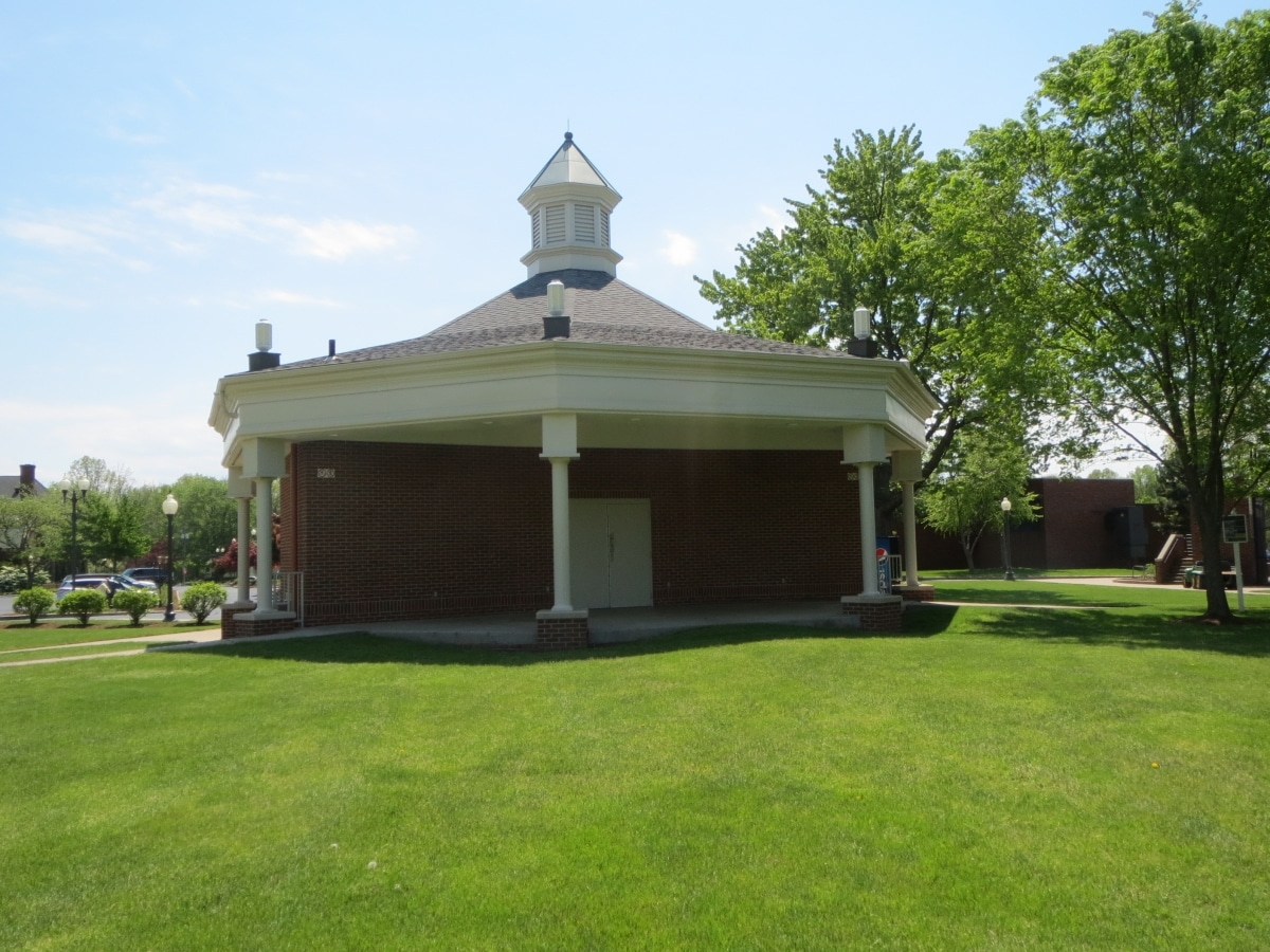 concession stand gazebo