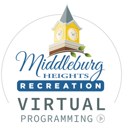 Middleburg Heights recreation virtual programming logo