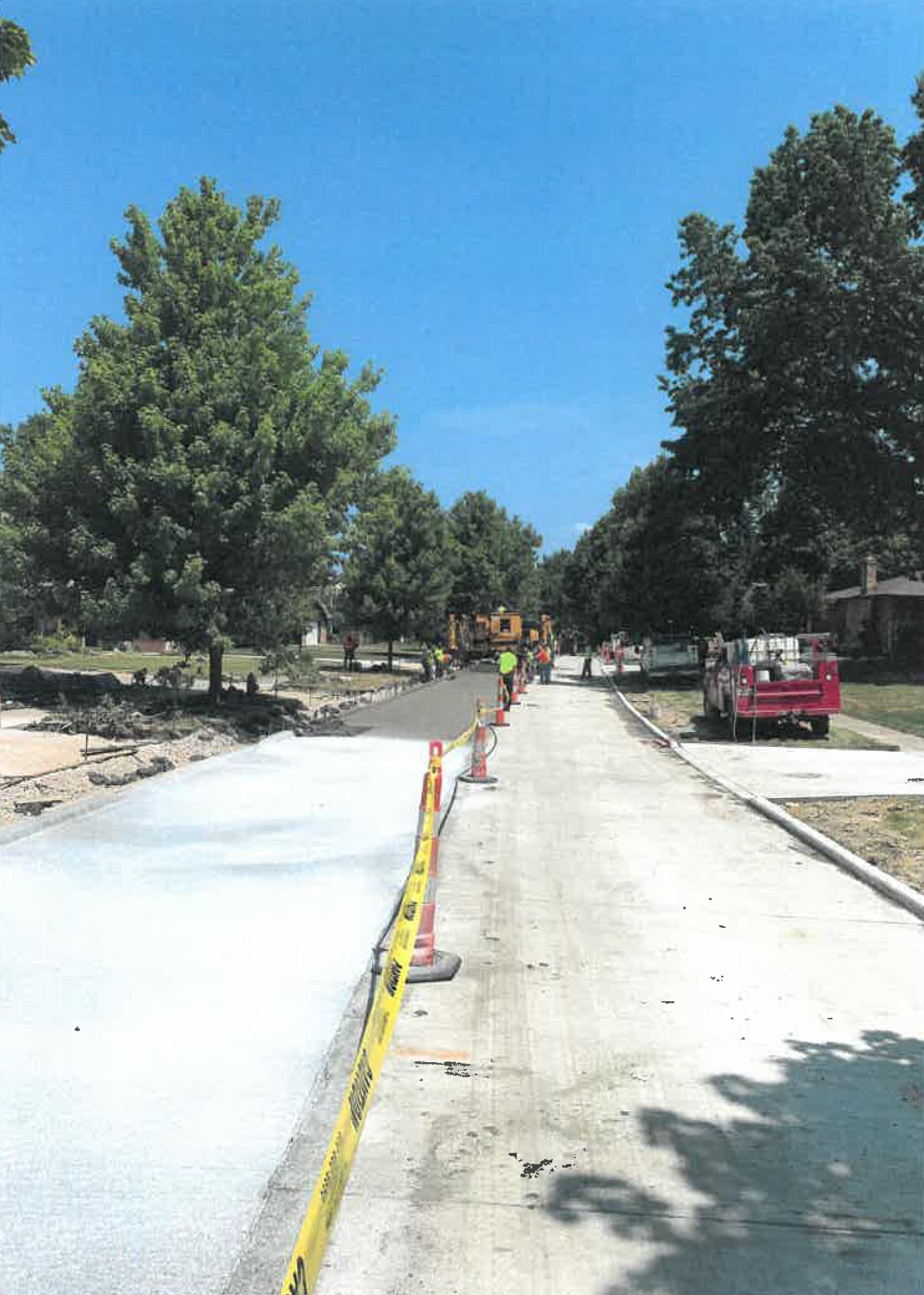 Bartholomew Drive Construction