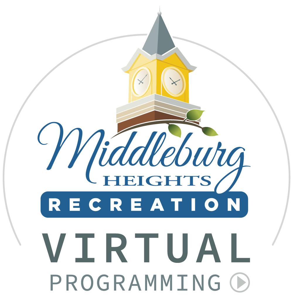 Middleburg Heights Recreation virtual programming logo