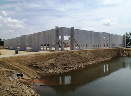 Sapphire Corporate Center Construction