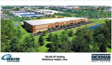 Preliminary approval granted for a new 126,000 square-foot building on Commerce Parkway
