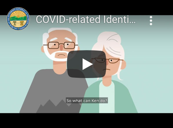 covid related identity theft